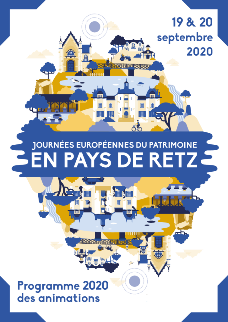 Programme JEP 2020 Pays de Retz SHPR PETR du Pays de Retz