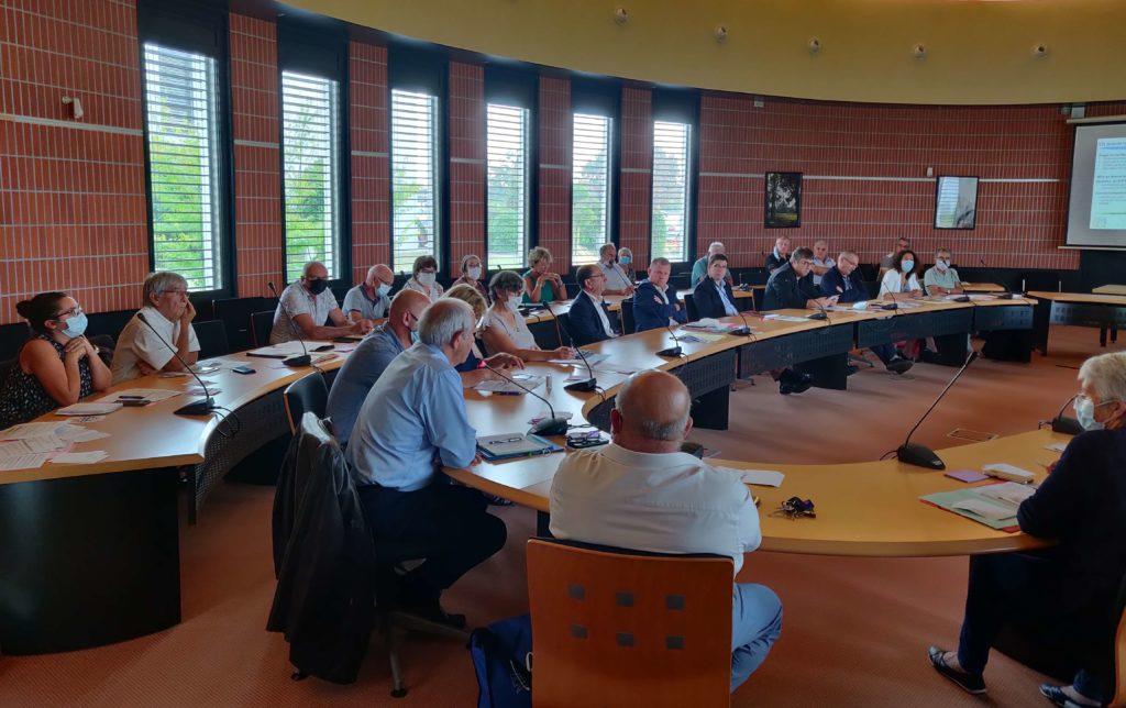 Le Comité Syndical du PETR du Pays de Retz du 15 septembre 2020